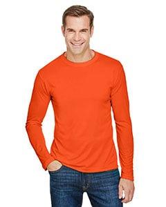 Bayside Unisex 4.5 oz., 100% Polyester Performance Long-Sleeve T-Shirt - MCBA5360 Shirt